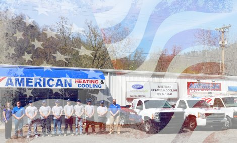 American Heating & Cooling, ready to service your Furnace in Prestonsburg KY